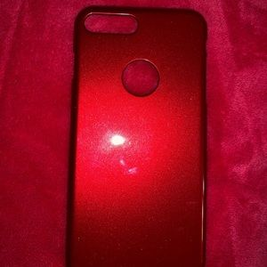 Accessories - Red 7+/8+ Phone Case